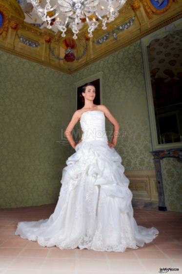 Affitto abiti da sposa piemonte