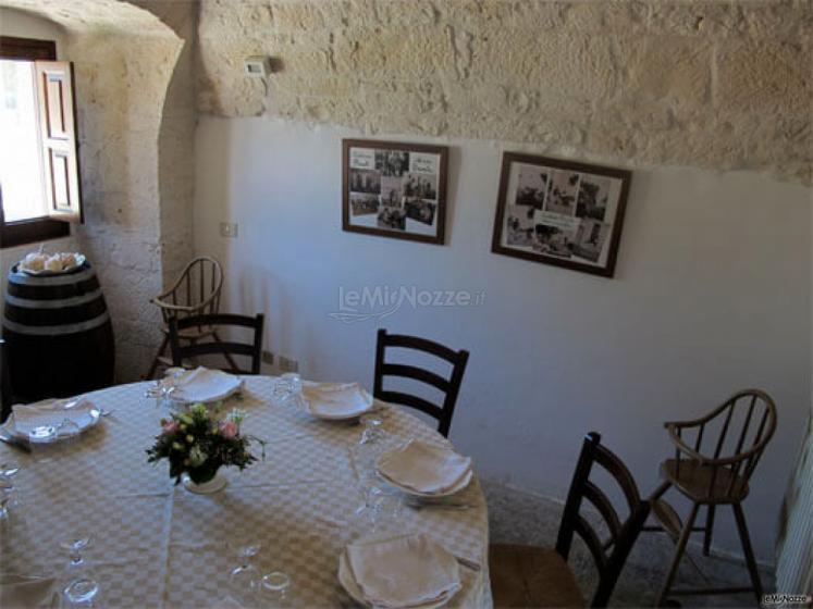 Masseria Centrone Piccolo - Sala da pranzo
