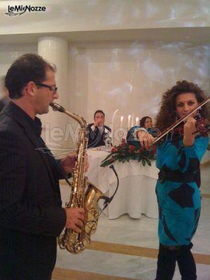 Musica per ricevimenti a Bari - Carlo Pelle & company