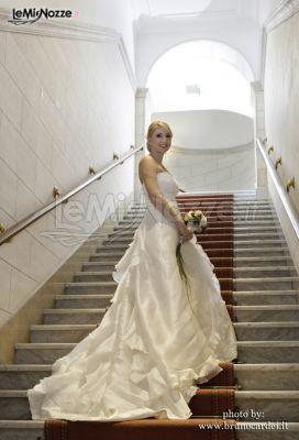 Vestito per la sposa - Chiara Valentini Atelier a Roma - Chiara ... e568759552d
