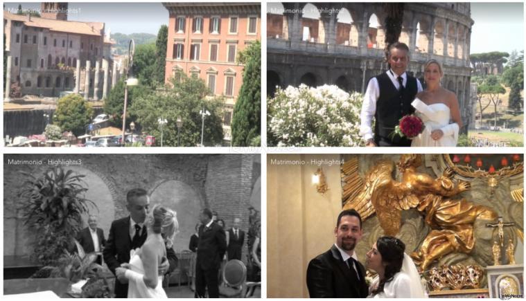 Stefano Di Vincenzo Video Editor - Video per il matrimonio a Roma