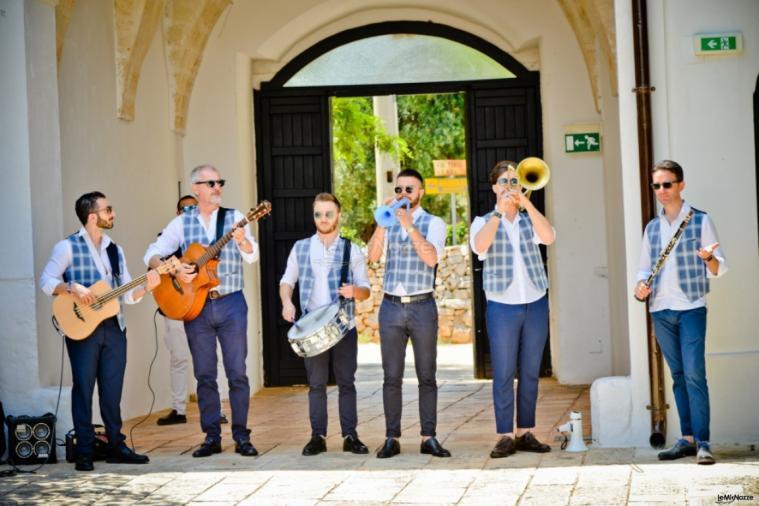 Metamorphosis Wedding Band - Un vasto repertorio musicale
