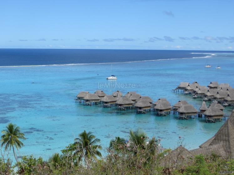 Moorea-Polinesia Al cuore del mondo