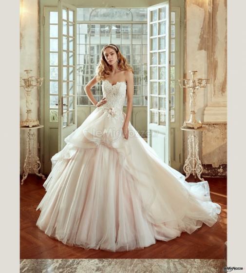 nuovo concetto 1b086 67efe Foto 492 - Abiti da sposa classici - Atelier Sposa Sorelle ...
