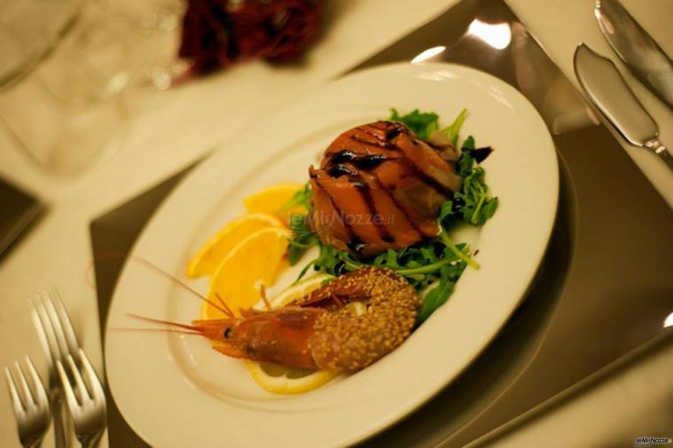 Antonio Perrone Banqueting - Antipasto base pesce