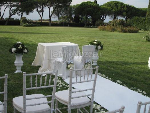 Foto 310 Matrimonio In Bianco Cerimonia Di Matrimonio