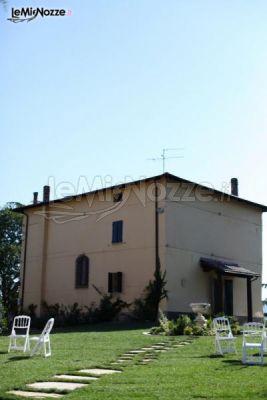 Country Villa Ca' De Magni a Bologna per il matrimonio