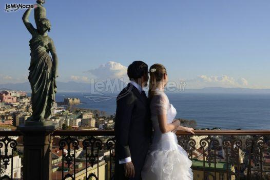 Grand Hotel Parker - Matrimonio con vista sul Golfo di Napoli