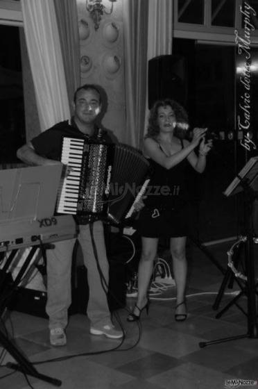 Duo musicale - Franco Roscia & Elisa D'Arpino
