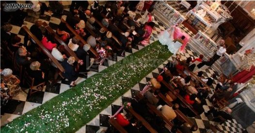 Organizzazione del matrimonio curata da Noemi Weddings