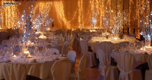 Matrimonio D Inverno Location Toscana : Scenografie di luce per un matrimonio d inverno casa dei