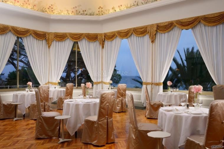 Royal Hotel Sanremo - Il ristorante Fiori di Murano