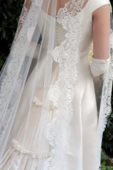 Vestiti Da Sposa Usati Roma.Le Spose Di Cinzia Ferri Atelier Abiti Da Sposa Roma Lemienozze It