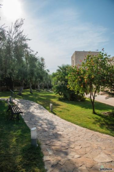 Casale San Nicola - I giardini