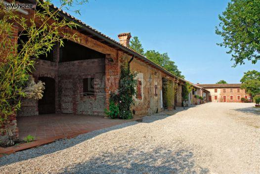 Rustici Matrimonio Vicenza : Rustici porticati di villa emo per allestire un matrimonio