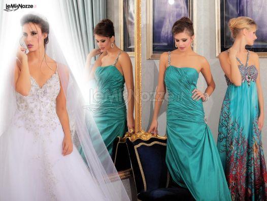finest selection b9153 e63a1 Foto 717 - Abiti da sposa classici - Abito da sposa e ...
