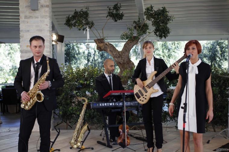Novilunio Band - La band si esibisce