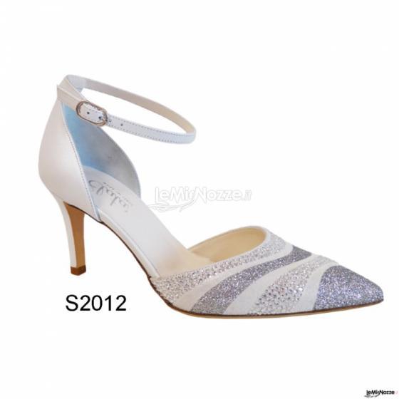 Elata - La nuova collezione 2020 di scarpe per la sposa