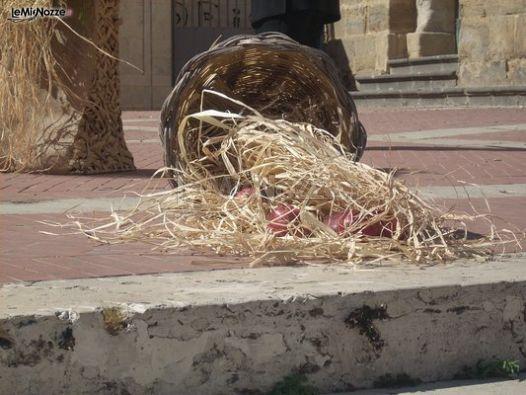Matrimonio Country Chic Chiesa : Foto addobbi floreali chiesa e cerimonia addobbo