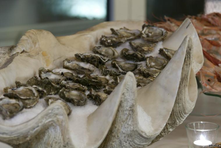 Ristorante Alla Veneziana - Pesce per l'antipasto di matrimonio