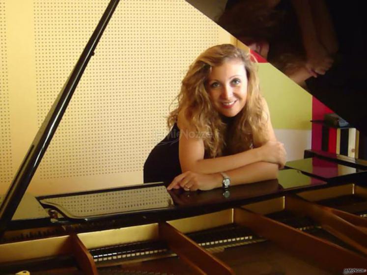Mariangela Ungaro degli Stardust Music Group Milano