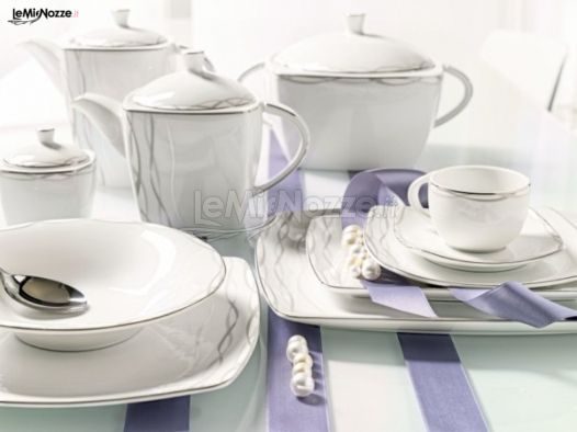 Kasanova servizio tavola trichet per la casa degli sposi for Kasanova casa