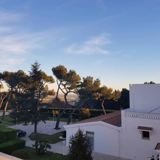 Villa Natìa - La location per il matrimonio a Taranto