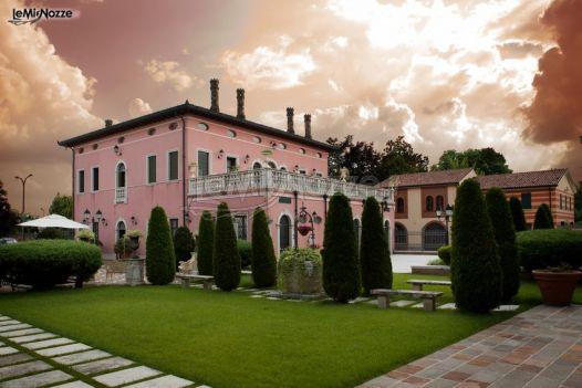 Matrimonio In Verona : Villa per matrimoni a verona villa la meridiana foto 1