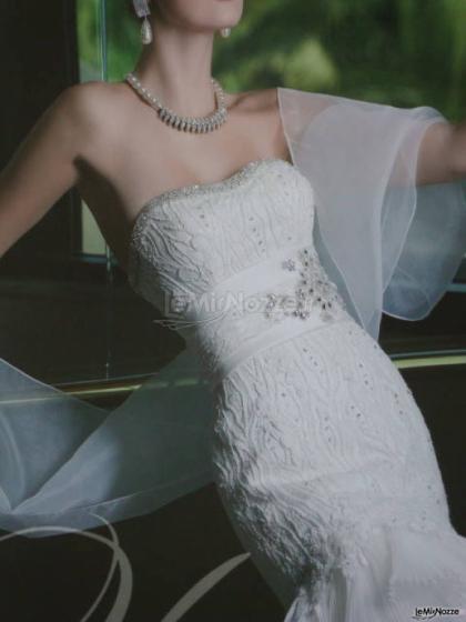 c4e44dc0acd8 Prezioso abito da sposa del Centro Sposi Scacco Matto - Centro Sposi ...
