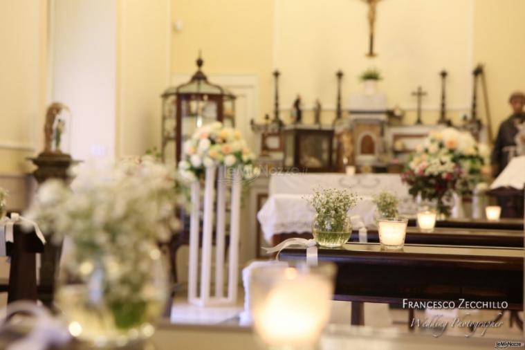 Villa Ciardi - La chiesa