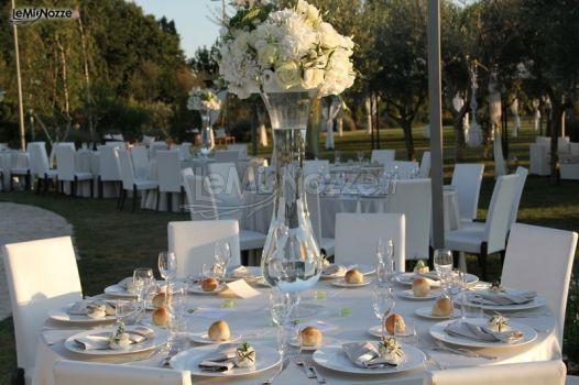 Ricevimento di matrimonio in giardino relais tenuta san - Matrimonio in giardino ...