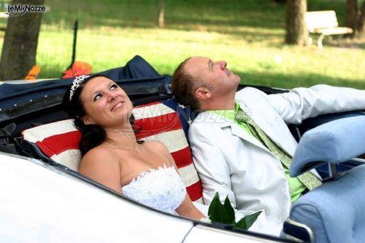 Servizio fotografico del matrimonio in stile reportage