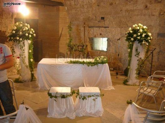 Foto 1 Addobbi Floreali Chiesa E Cerimonia Decorazione