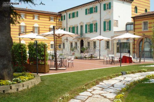 Hotel Villa Malaspina a Verona per il matrimonio