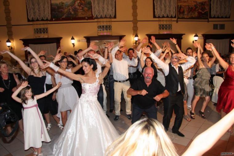 Animazione matrimoni - Tutti al ritmo della musica