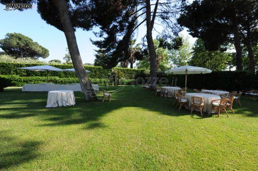 Matrimonio in giardino casale dei pini foto 6 - Matrimonio in giardino ...