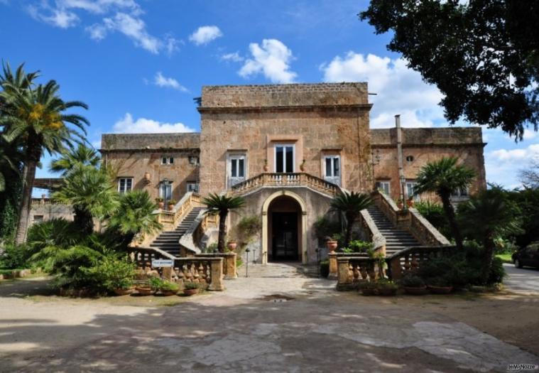 Villa Del Bosco Catania Matrimonio