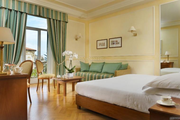 Royal Hotel Sanremo - La suite junior - Royal Hotel ...