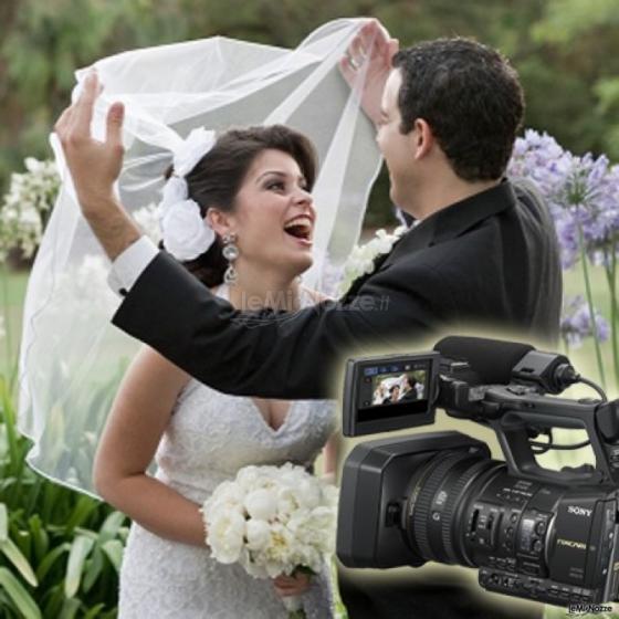 La felicità del giorno del matrimonio catturata in foto e video - iovideo