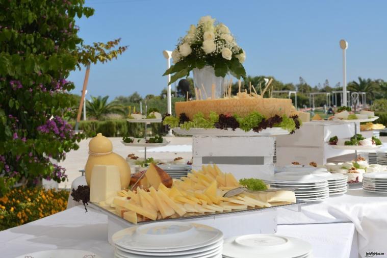 Banchetto di nozze a Bari