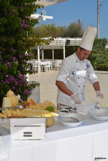 Cuoco per le nozze