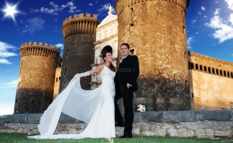 Sposi a Napoli immortalati da Nicola Improda