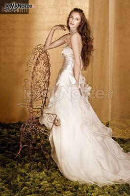 Vestito da sposa di Fabio Gritti - Modello Chocolat