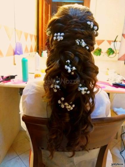 Tatiana Make up Artist - L'acconciatura della sposa