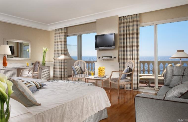 Royal Hotel Sanremo - La suite Deluxe - Royal Hotel ...
