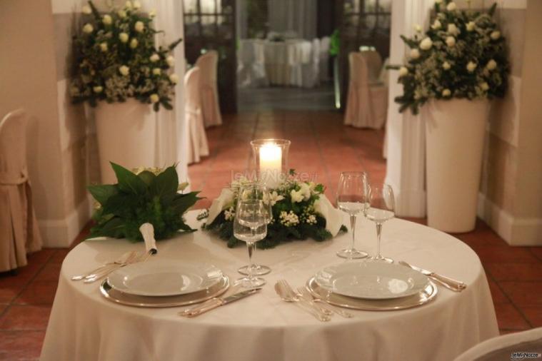 La Terra degli Aranci - Il tavolo degli sposi
