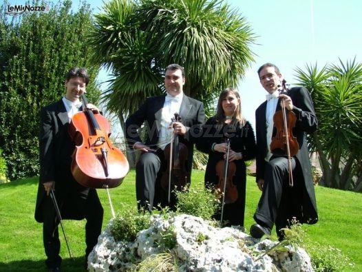 Intrattenimento musicale per le nozze