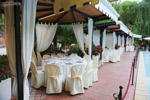 Matrimonio a bordo piscina villa cinelli foto 6 for Matrimonio bordo piscina