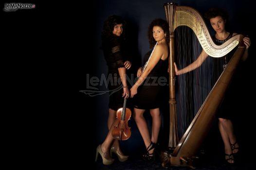 Le ragazze dell'Insolito Trio