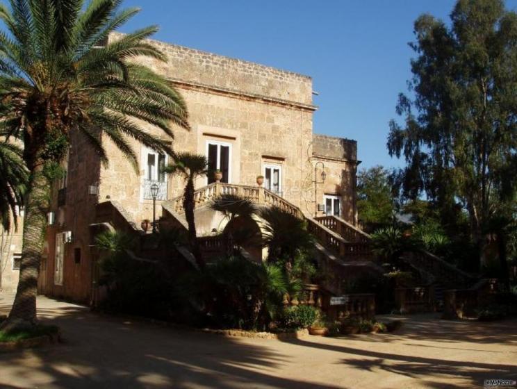 Matrimonio Natale Palermo : Villa boscogrande per il ricevimento di matrimonio